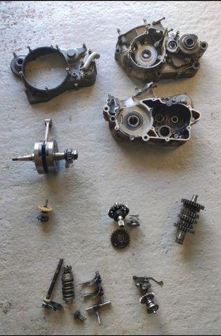 Despiece Motor Completo Gas Gas EC 250