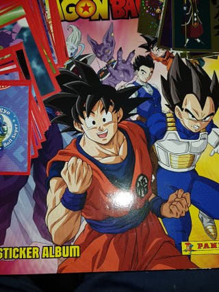 Dragon Ball Super Cromos