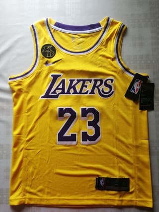 CAMISETA LEBRON JAMES LAKERS EDICION LIMITADA