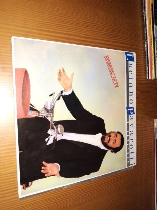 doble disco vinilo LUCIANO PAVAROTTI
