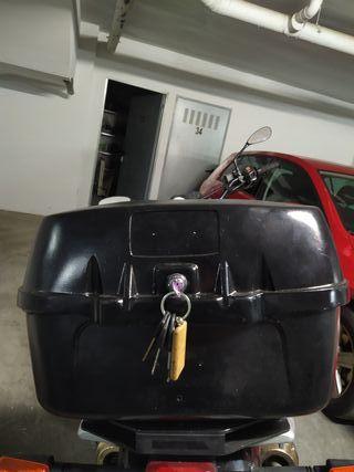 maleta baul moto