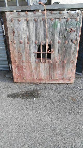 media puerta antigua.100x105 ctm