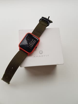 Xiaomi Amazfit Bip Reloj Smartwatch Con Estuche