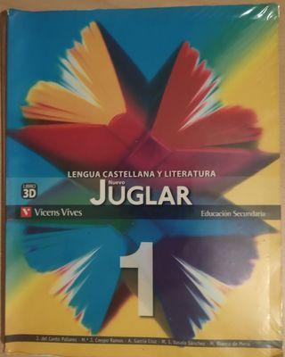 Libro Educación Secundaria de L.Castellana.