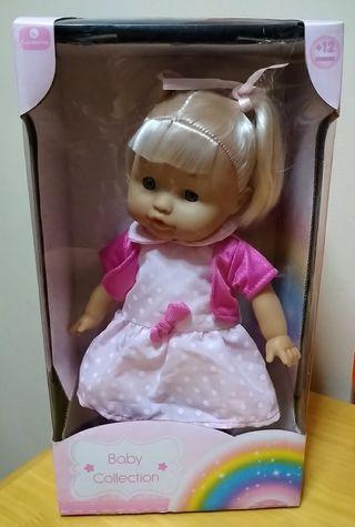 Muñeca nueva