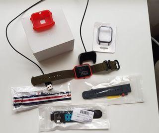 iaomi Amazfit Bip Reloj Smartwatch con Accesorios