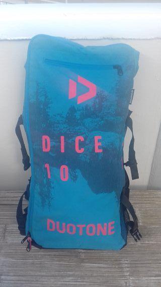 Duotone dice 10