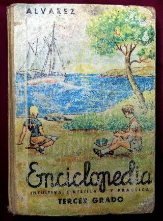 Enciclopedia Alvarez 3º grado