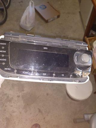 radio seat ibiza original