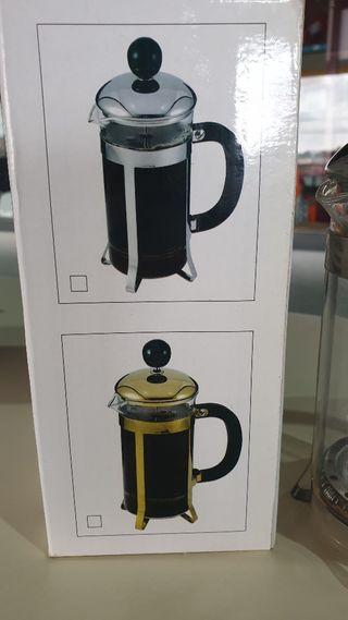 TETERA/CAFETERA PRENSA FRANCESA PARA CAFE MOLIDO