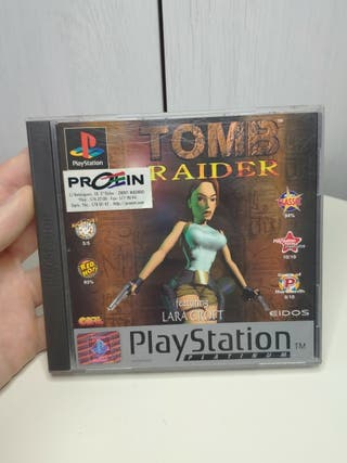 tomb raider completo de Playstation 1