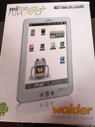 "Tablet MiTab 8"""