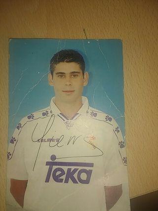 Fernando Ruiz hierro real Madrid