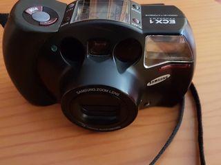 camara reflex, zoom retractil