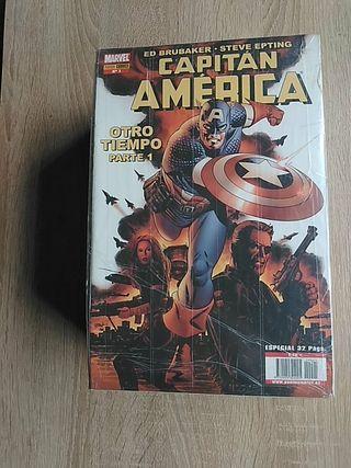 CAPITAN AMÉRICA.VOL.7 (2005