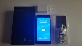 Móvil Oukitel K8000 negro 64gb ampliable microSd