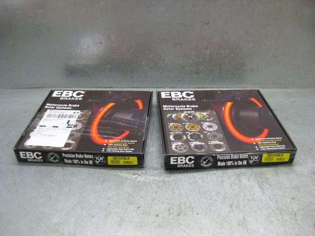 2 discos cbr 600f - honet 900 - vtx 1800 new