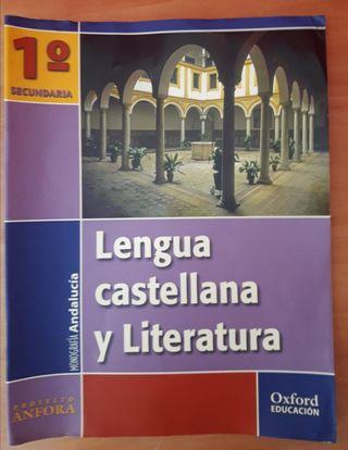 libro lengua Castellana y literatura oxford