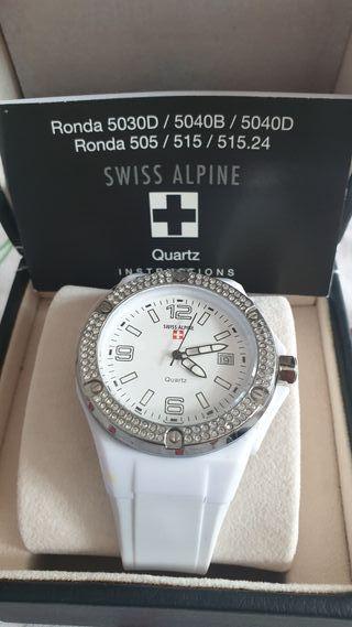 Reloj unisex suizo