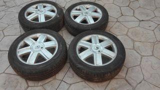 """Llantas de Aluminio 16"""", de Renault Scenic II"""