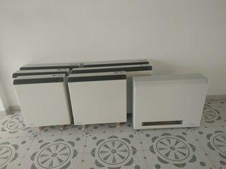 Radiadores eléctricos acumuladores