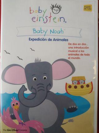 """DVD Baby Einstein """"Baby Noah"""""""