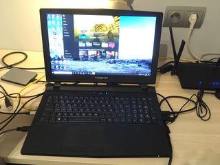 Portatil Gaming - 2070RTX - i7 8700k - 16gb RAM