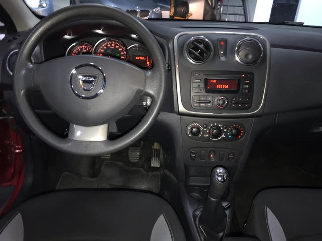 Dacia Sandero 2016