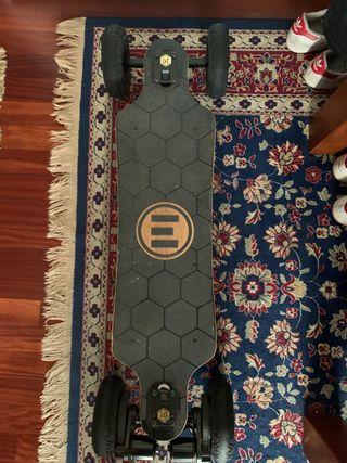 Evolve GTX Longboard electrico