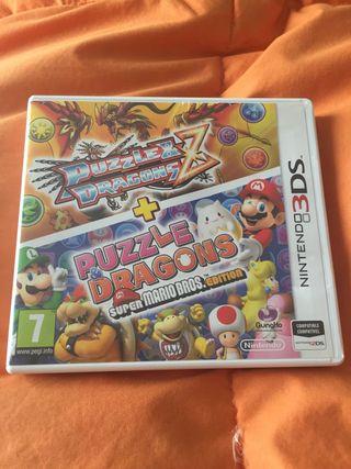 Puzzle & Dragons Z Nintendo 3DS