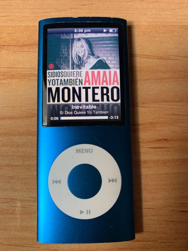 iPod Nano 16Gb cuarta generación
