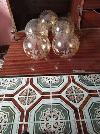 cristal de lamparas