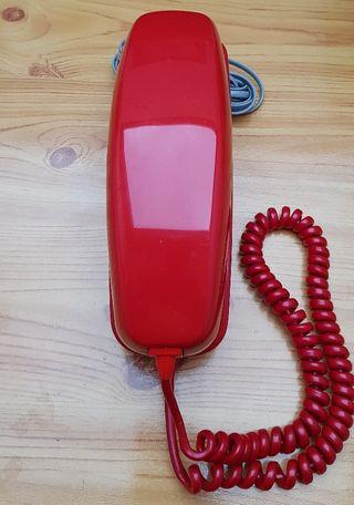 Teléfono antiguo años 60,Vintage,Restaurado