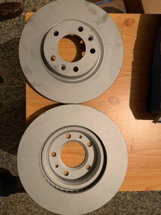Discos de freno ATE Peugeot 407