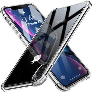 Clear iphone x phone case