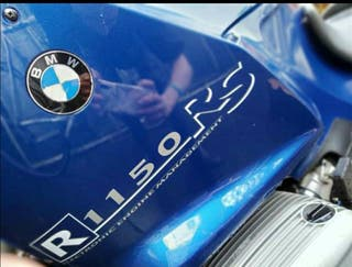 BMW R1150 RS SPORTS TOURER