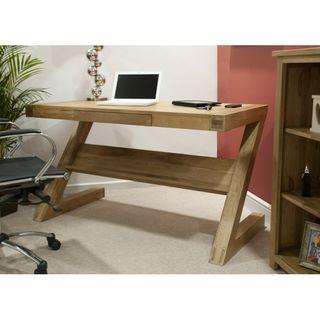 Z shaped desk
