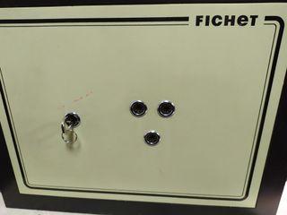 Caja fuerte Fichet