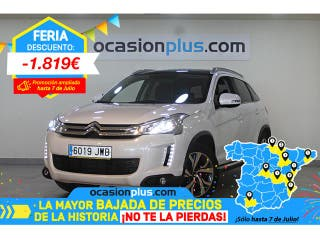 Citroen C4 Aircross HDi 115 SANDS Exclusive 2WD 84 kW (114 CV)
