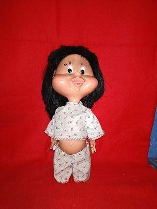 muñeca Cleo de famosa años 70