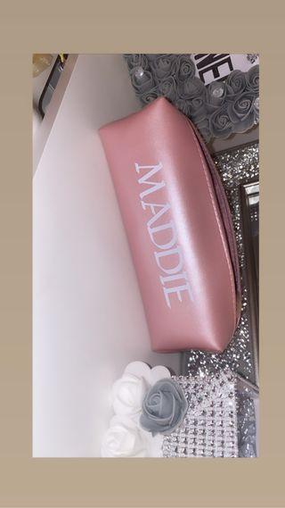 Make up bags / pencil case