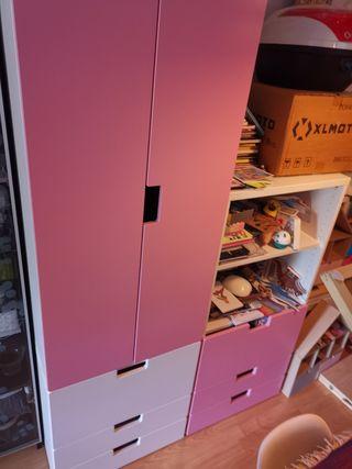 armario infantil ikea stuva