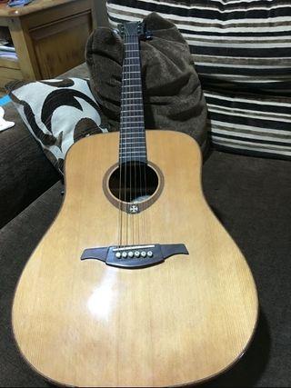 guitarra acústica Lag