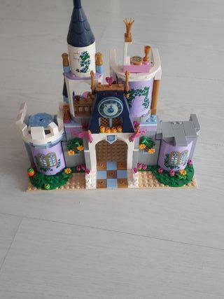 Castillo Cenicienta lego # 20€