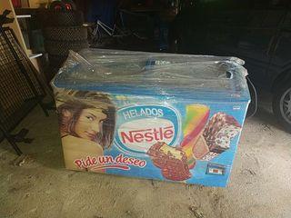 congelador helados
