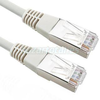 CABLE DE INTERNET RED LAN LSHF DE 10M. FTP CAT.5E