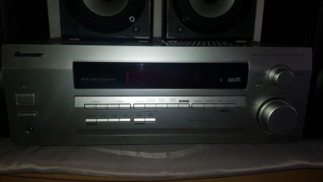 vendo amplificador 5.1 con 4 altavoces sony