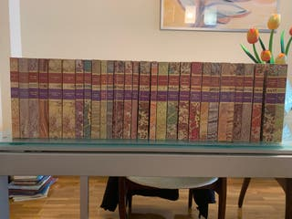 29 libros de colección