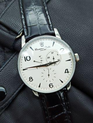reloj massimo dutti estilo Jaeger