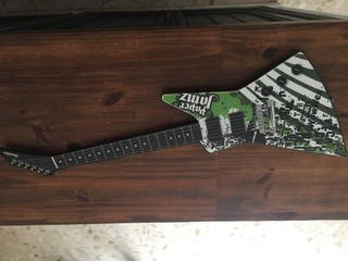 Guitarra paper jamz
